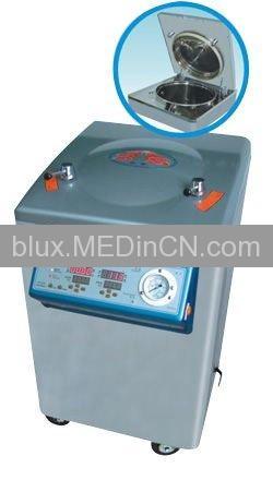 Auto-control Vertical Steam Pressure Disinfector