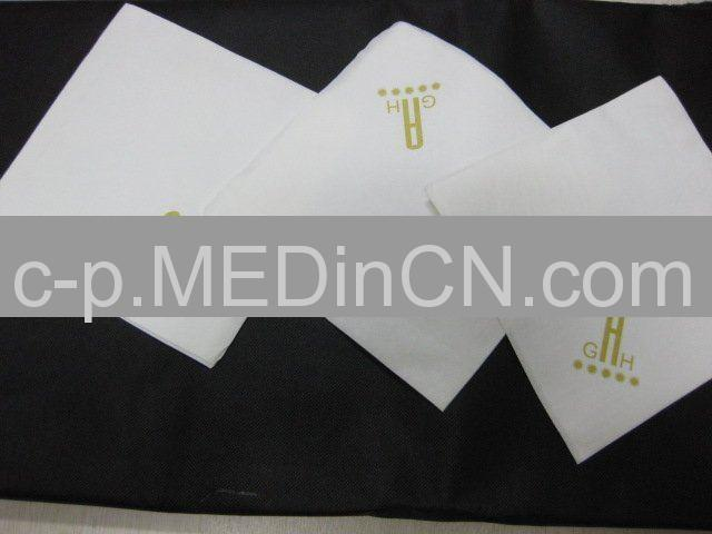 Airlaid napkin