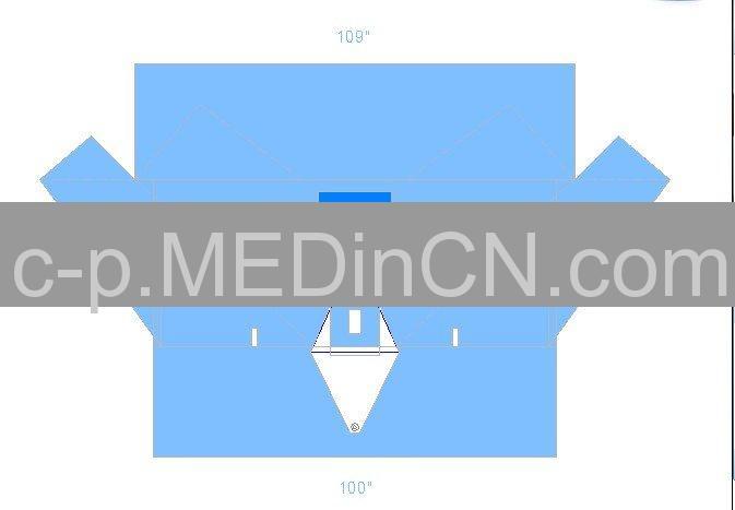 Gynecological drape