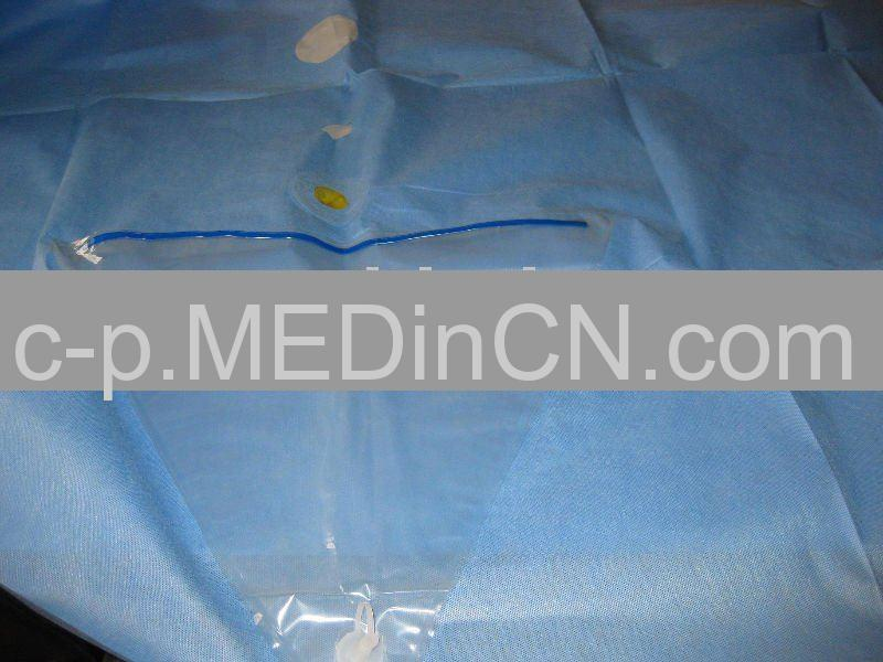 Urology drape