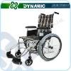aluminum transport wheelchair