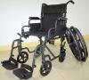 Quik-release wheelchair