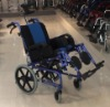 ZK958LBGY Children Cerebral Palsy Wheelchair
