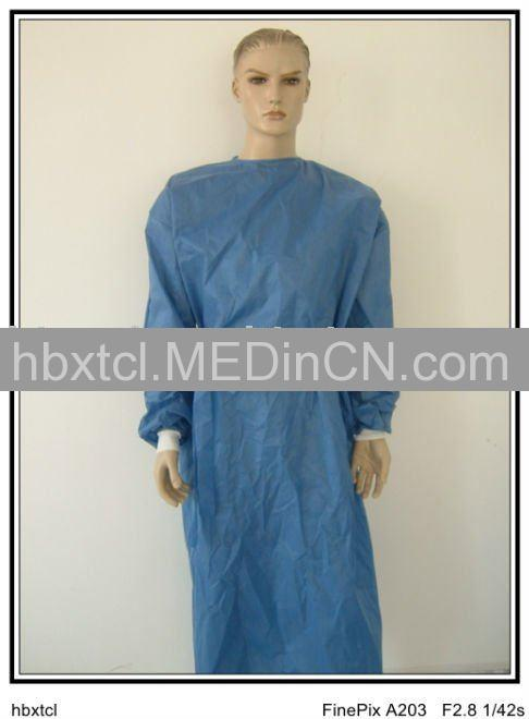 sterile gown