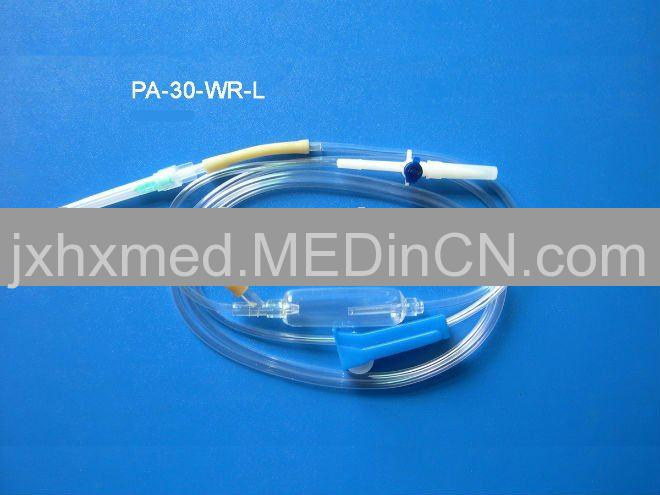 Automatic-Exhaust Infusion Set (PE30-NR-L)