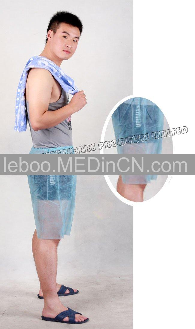 Nonwoven Short Pants