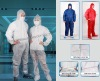 SMS /PP Disposable Coverall, Safety coverall