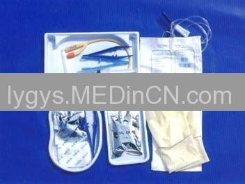 disposable urine kit