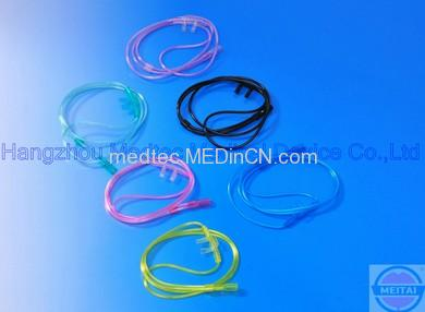 colorful nasal cannula