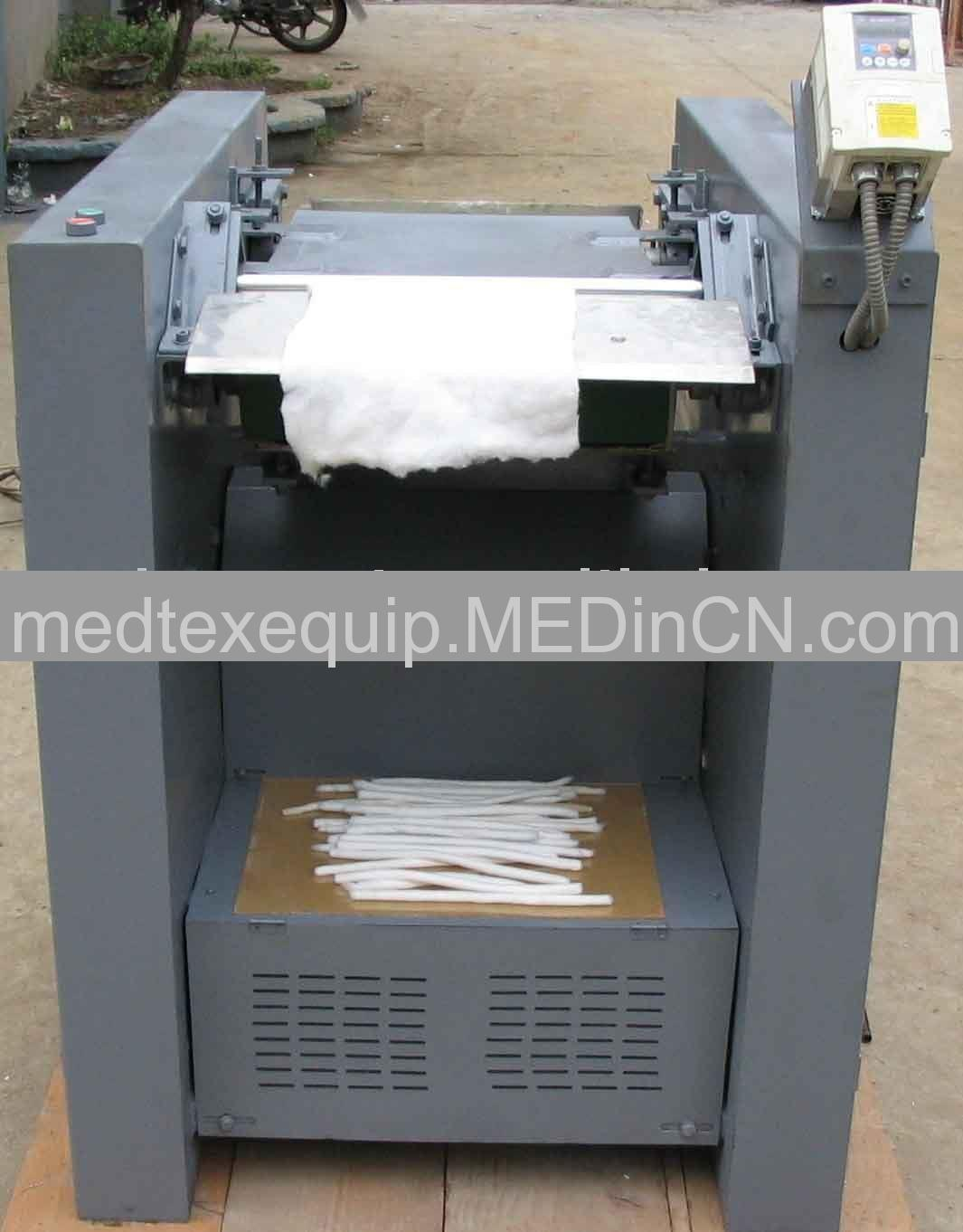 Dental Cotton Roll Machine Offered By Hubei Wenqi Industry
