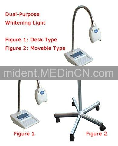 Beatiful Dental Whitening Unit