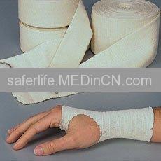 Tubular elastic bandages