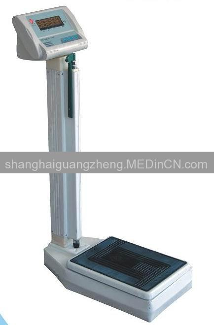 Electronic Medical Instruments : Electronic height and weight scale tz offered by