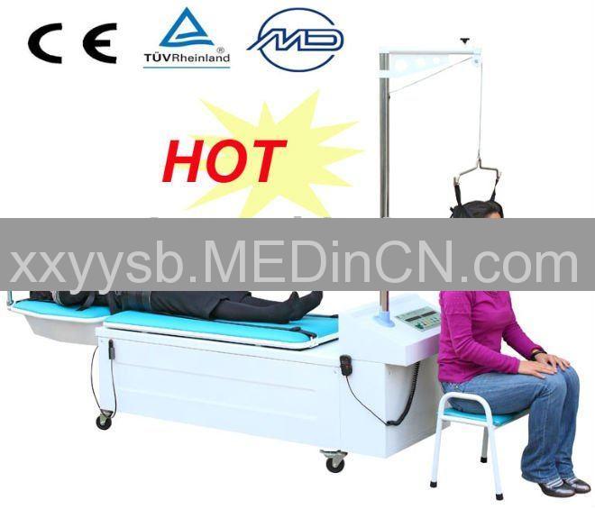 spinal decompression machine
