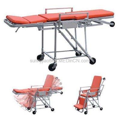 Automatic Wheelchair Type Stretcher