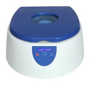 Digital centrifuge for Gel cards