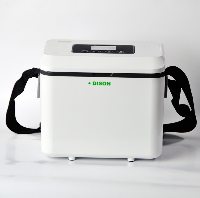 Dison 2~8'C thermoelectric cooler box for insulin, vaccince, interferon, medical refrigerators