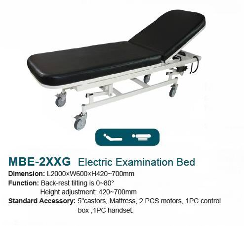 Manual bed-Electric Examination Bed-MBE-2XXG