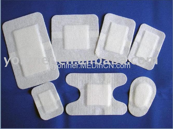 Non-Woven Adhesive Dressing Pad