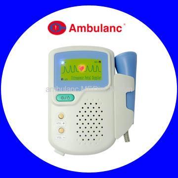 Ultrasound Fetal Doppler Baby Heart Monitor