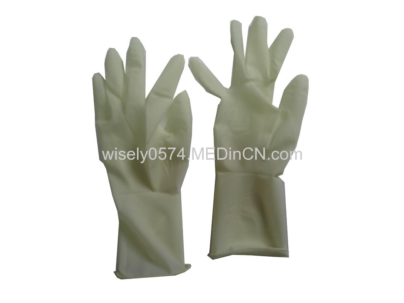 surgical powder or free gloves