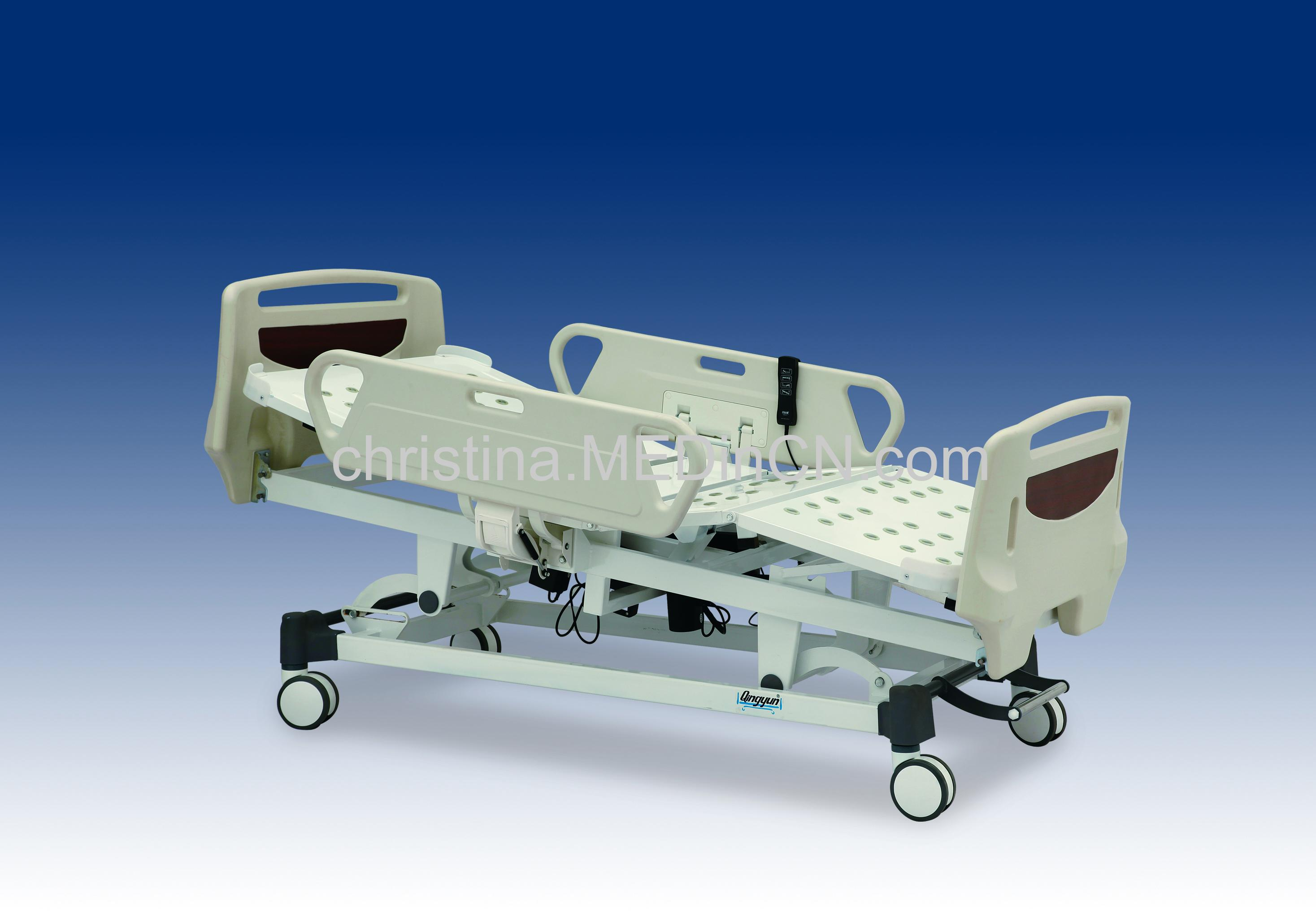 Inclined Electrical Nursing Bed