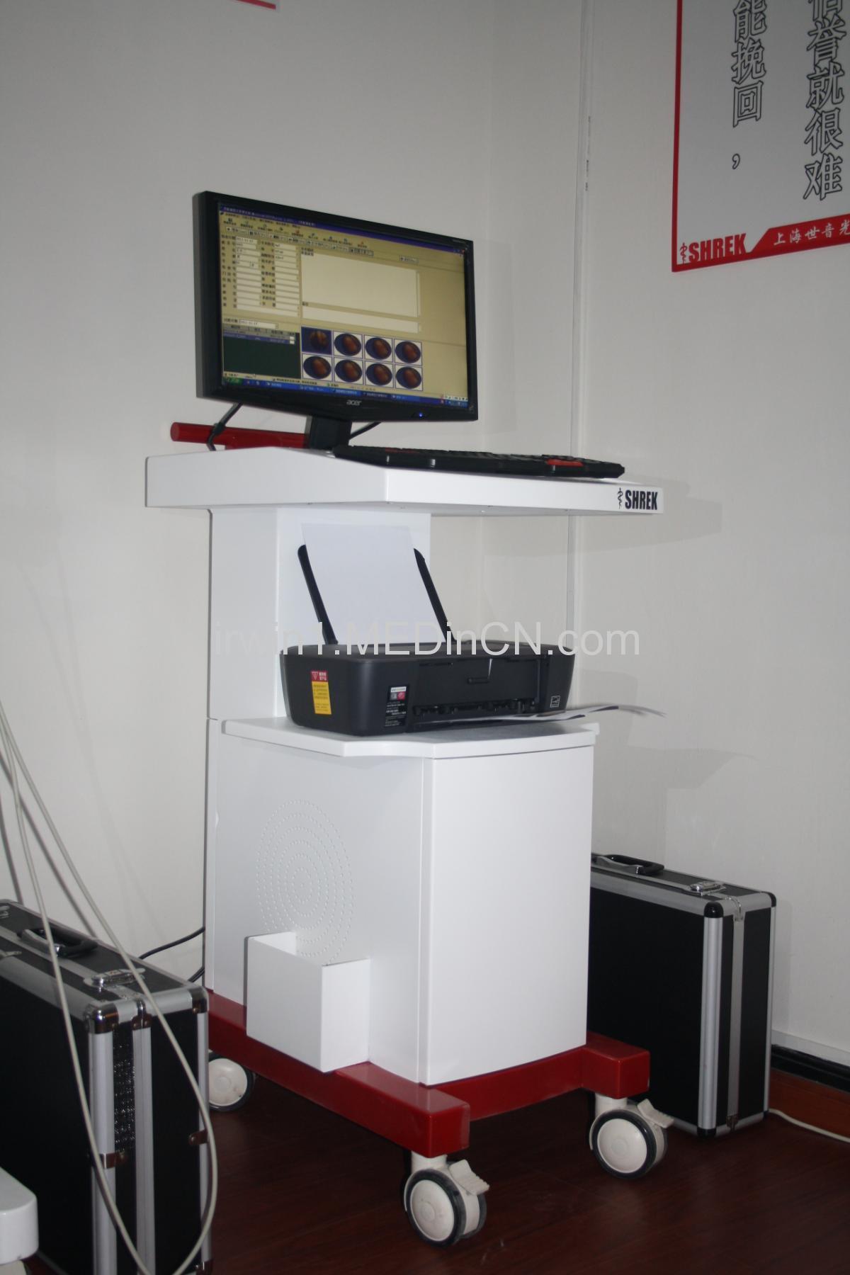 medical endoscope ccd camera system workstation software