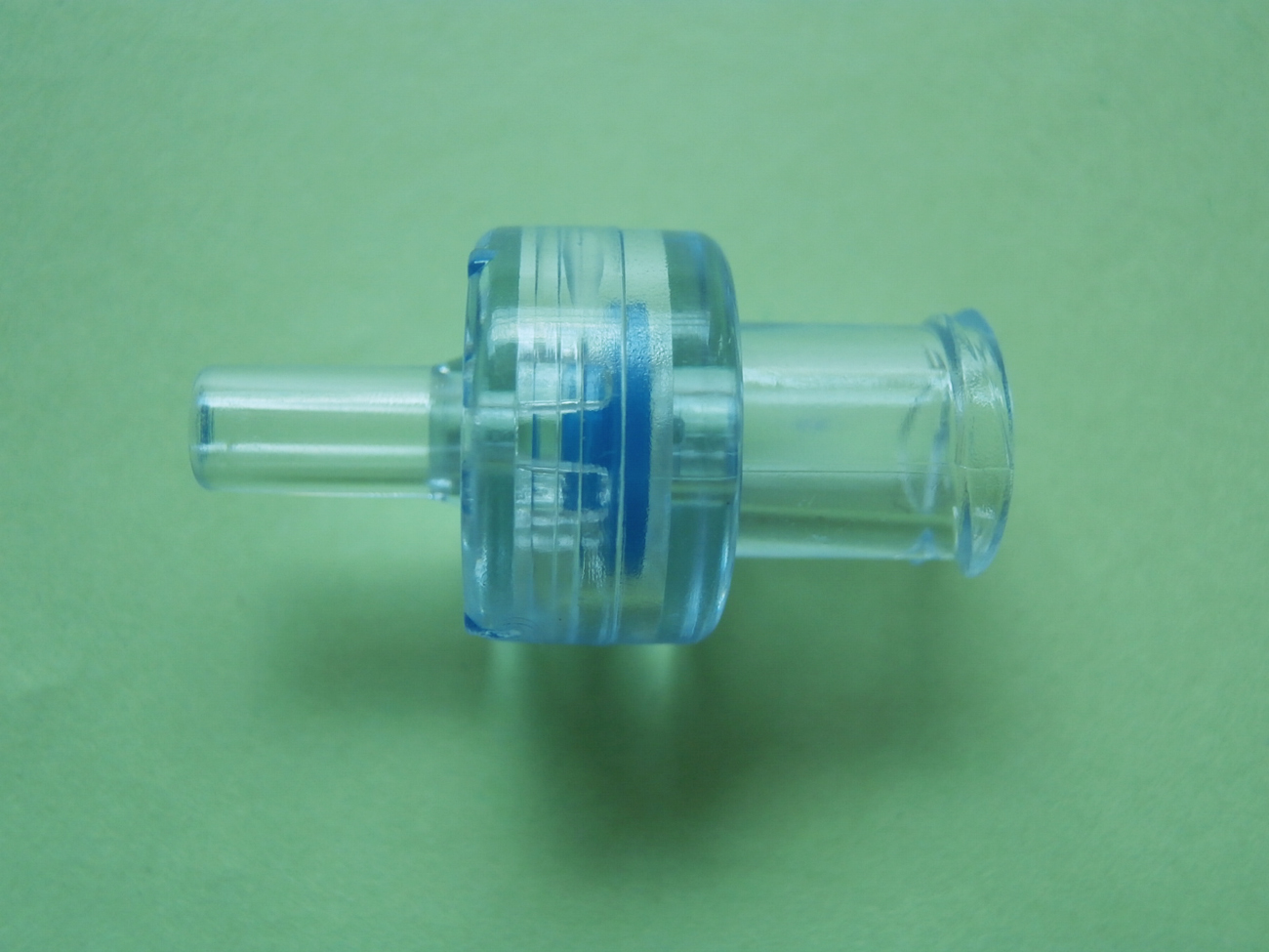 Back Check Valve(With Extension Tubing Lock)