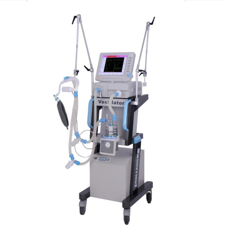 BASE850A ICU Ventilator