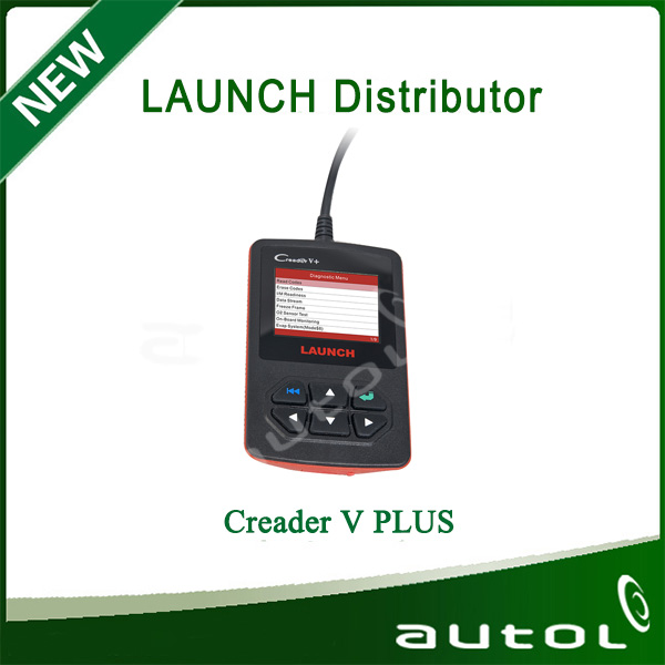 Latest Version same series of launch creader viii LAUNCH Creader plus DIY Code Reader