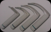 Uni-body Laryngoscopes