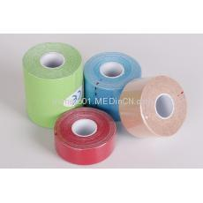 Cotton kintape with wrap edge shrink packing