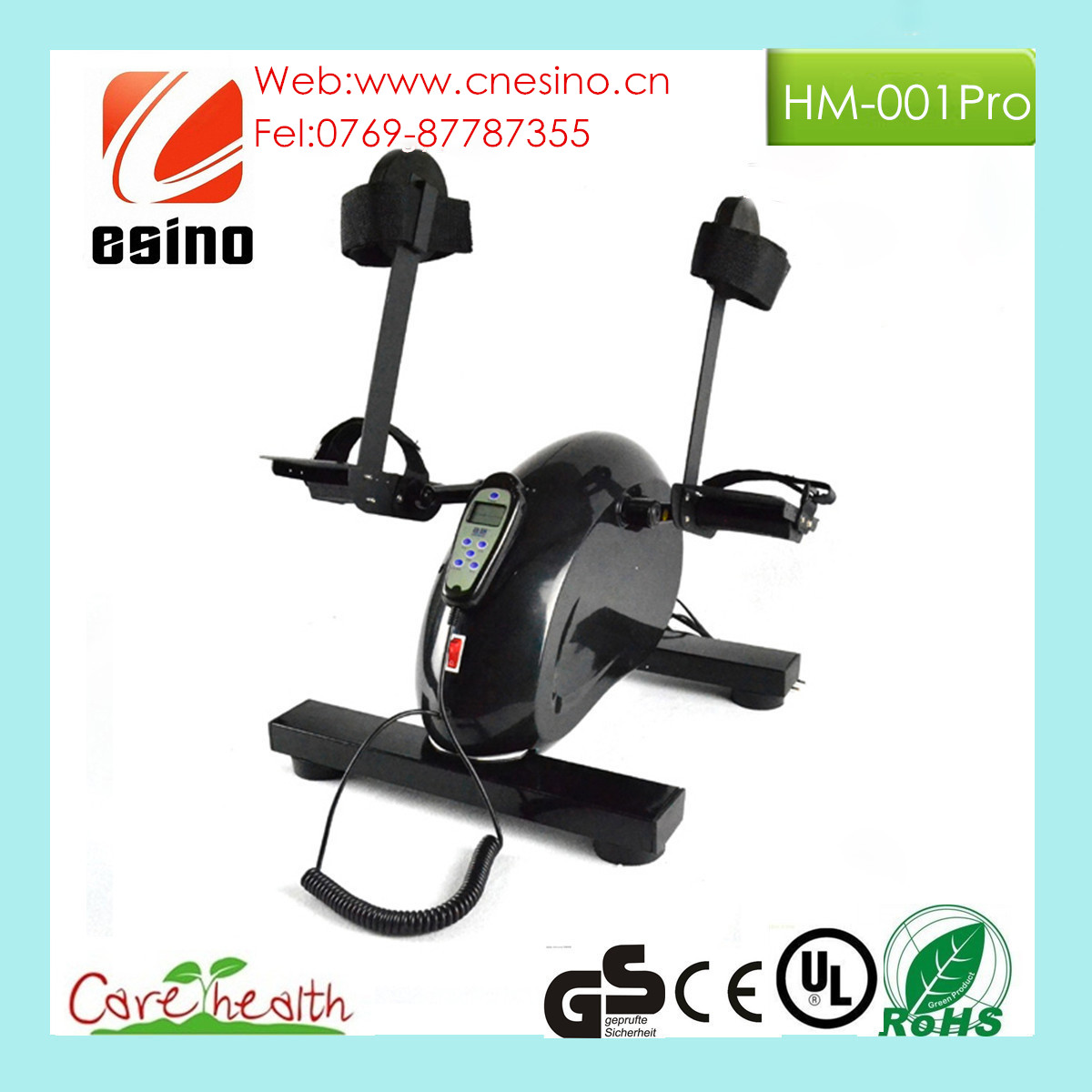 Rehabilitation Electric Mini Exercise Bike For Eldly