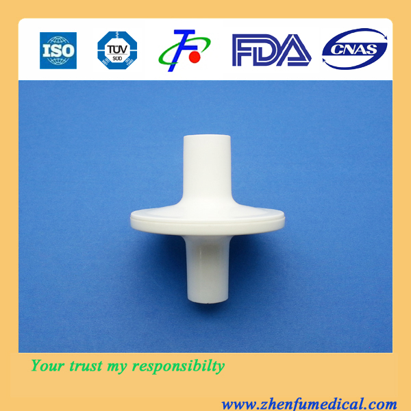 bacterial viral spirometry filter