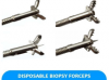 Disposable biopsy forceps