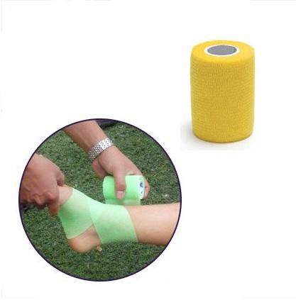 FYN310 colored bandage medical gauze bandage