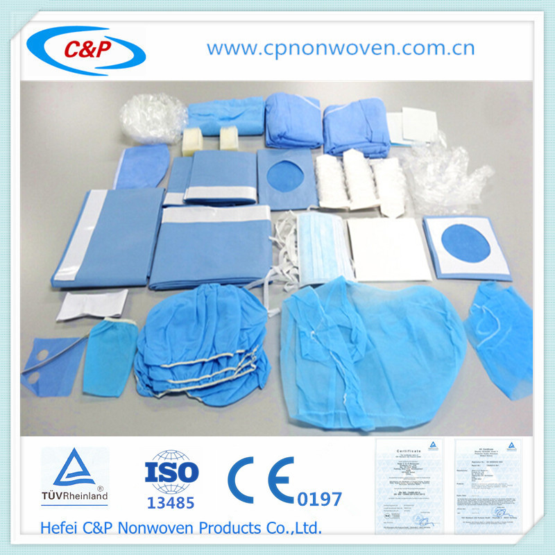 Top Sales Sell Essential Standard Implant Dental Drape Pack
