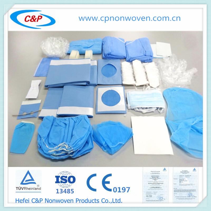 Disposable Implantology Kit - Dental Implant Drape Packs