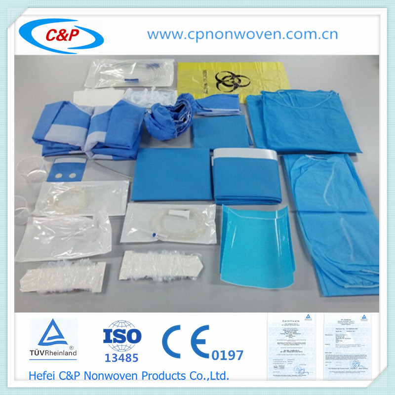 EO Sterile Dental Implant Drape Pack