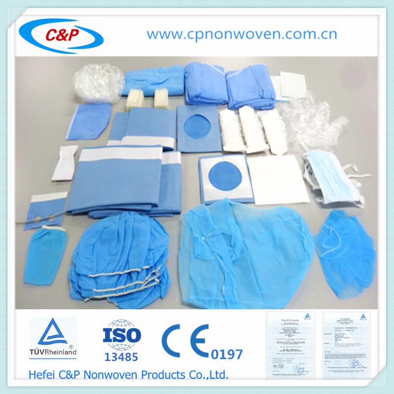 Oral Surgery Implant Operation Dental Drape Pack