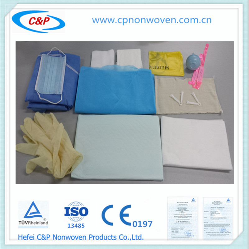 Surgical Delivery Drape Pack