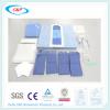 Safe Disposable Laparotomy drape pack