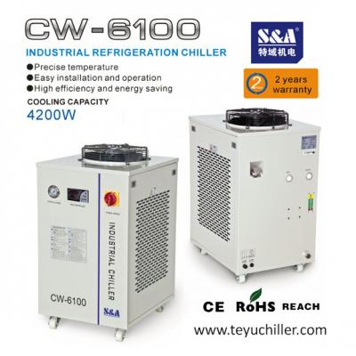 industrial chiller for Roll to Roll UV printer