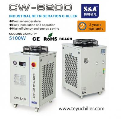 water cooled industrial chillers for ozone generators cooling
