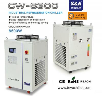 air cool process chiller for welding cell of metal stamping