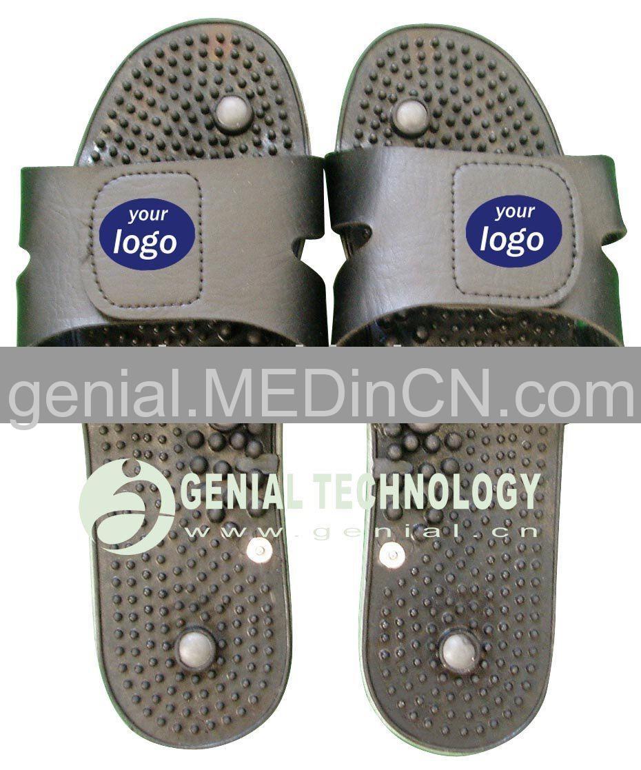spring acupuncture massage slipper ES02 ISO13485 ISO14001 ...